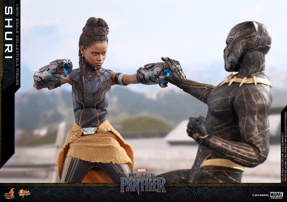 [Hot Toys]- Black Panther- Shuri 1/6 38938810
