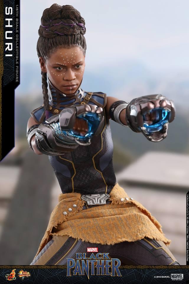 [Hot Toys]- Black Panther- Shuri 1/6 39007410