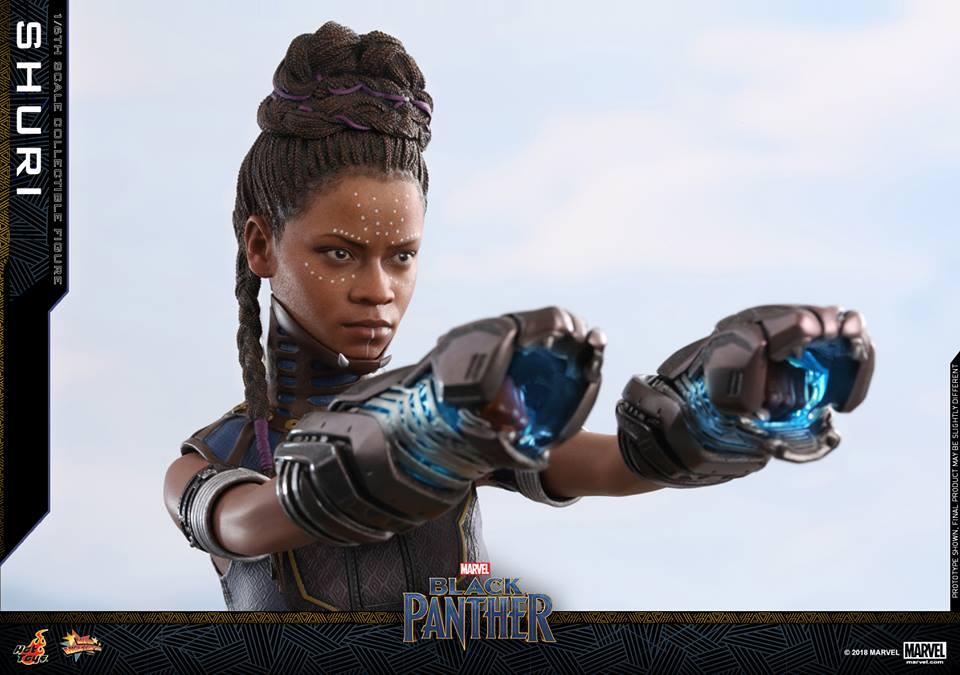 [Hot Toys]- Black Panther- Shuri 1/6 39007510