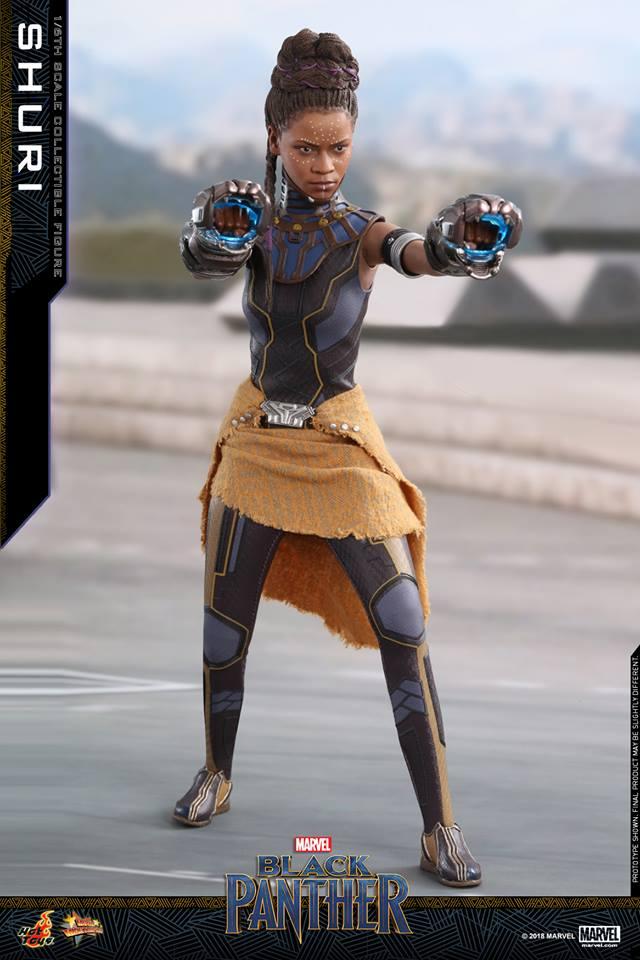 [Hot Toys]- Black Panther- Shuri 1/6 39023610