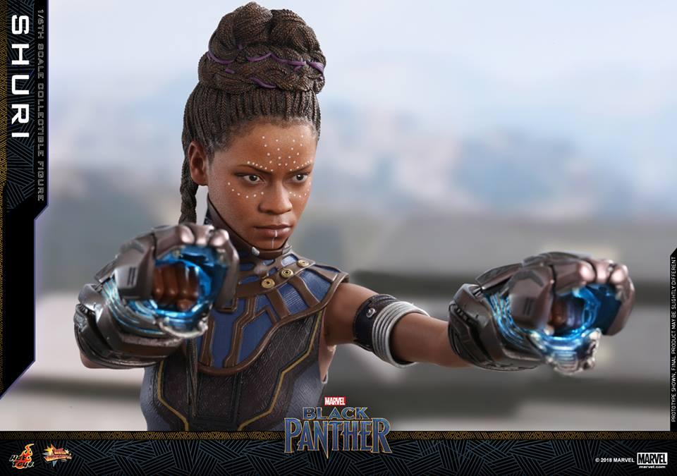 [Hot Toys]- Black Panther- Shuri 1/6 39024210