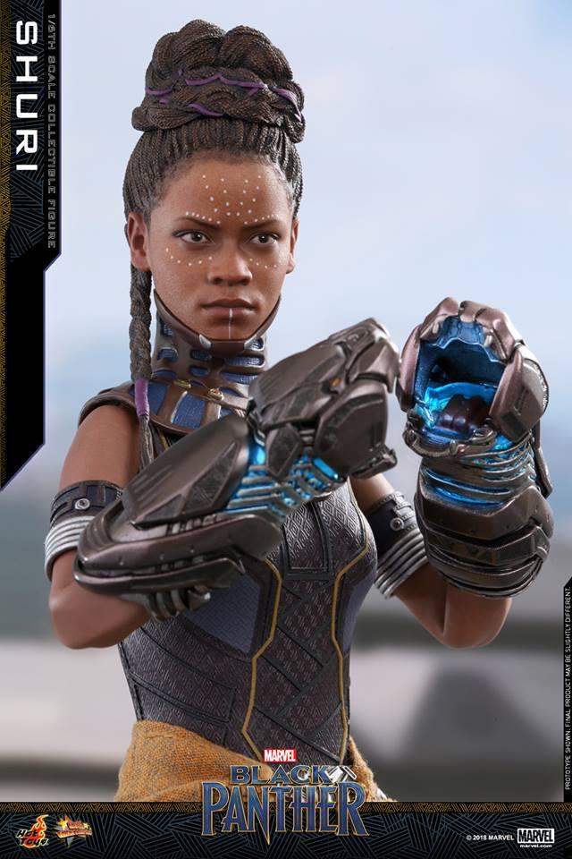 [Hot Toys]- Black Panther- Shuri 1/6 39024211