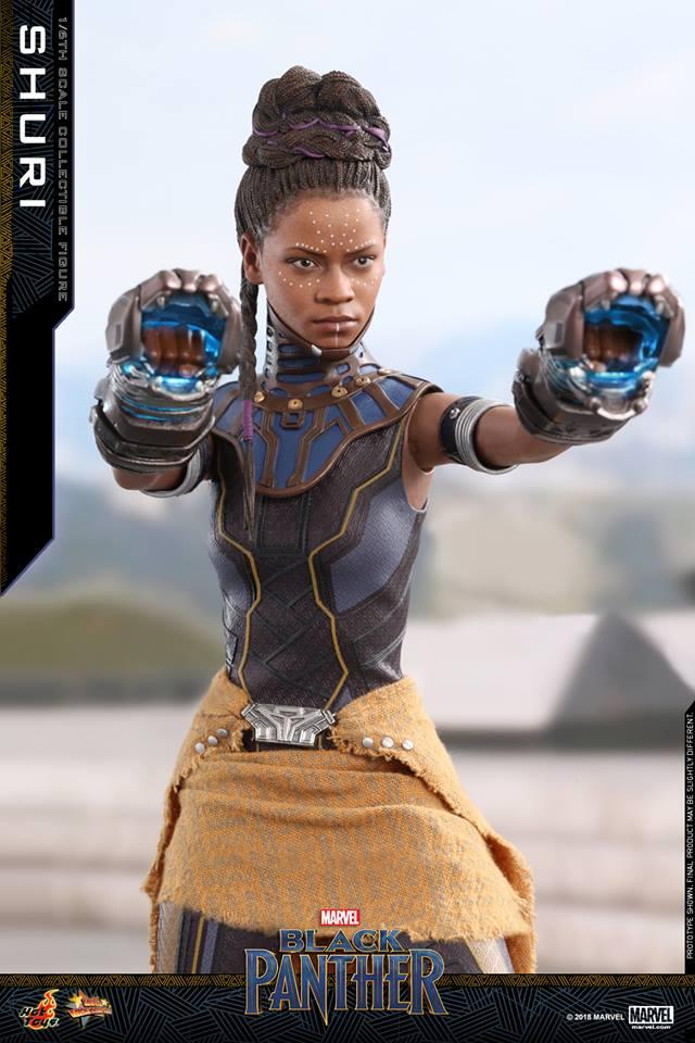 [Hot Toys]- Black Panther- Shuri 1/6 39072710