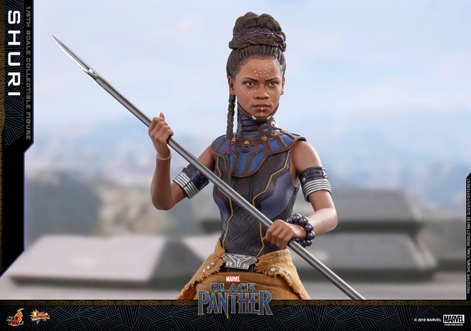 [Hot Toys]- Black Panther- Shuri 1/6 39085210