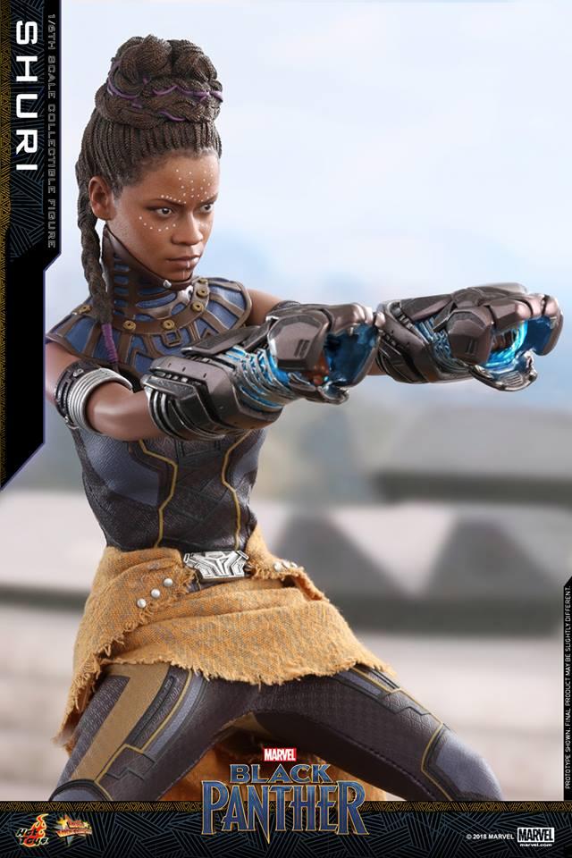 [Hot Toys]- Black Panther- Shuri 1/6 39104710