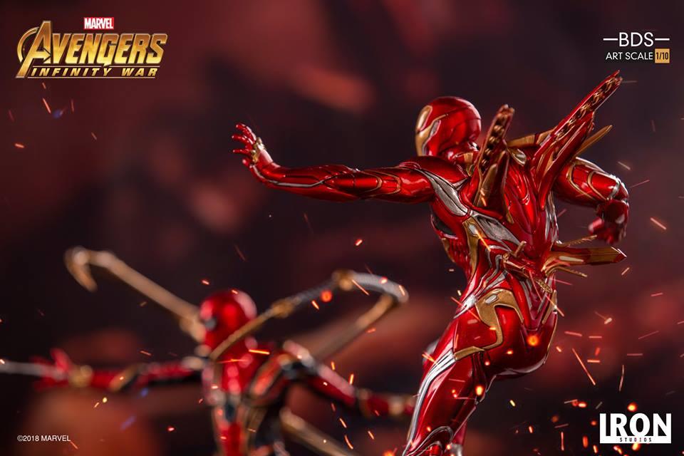 [Iron Studios] - Avengers: Infinity War - Mark XLVIII 1/10 39167111