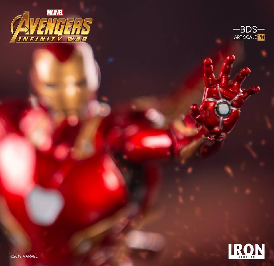 [Iron Studios] - Avengers: Infinity War - Mark XLVIII 1/10 39172910