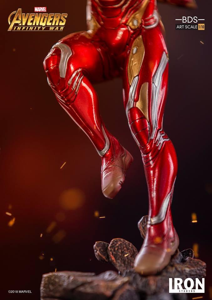 [Iron Studios] - Avengers: Infinity War - Mark XLVIII 1/10 39181010