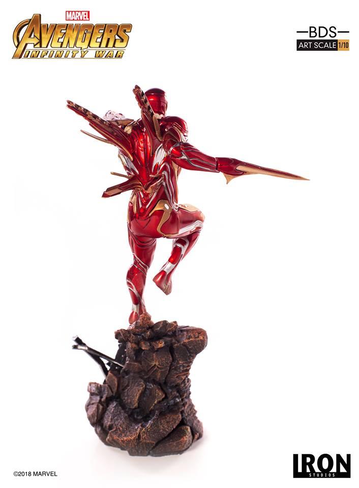[Iron Studios] - Avengers: Infinity War - Mark XLVIII 1/10 39184810