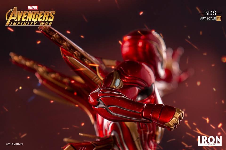[Iron Studios] - Avengers: Infinity War - Mark XLVIII 1/10 39216110