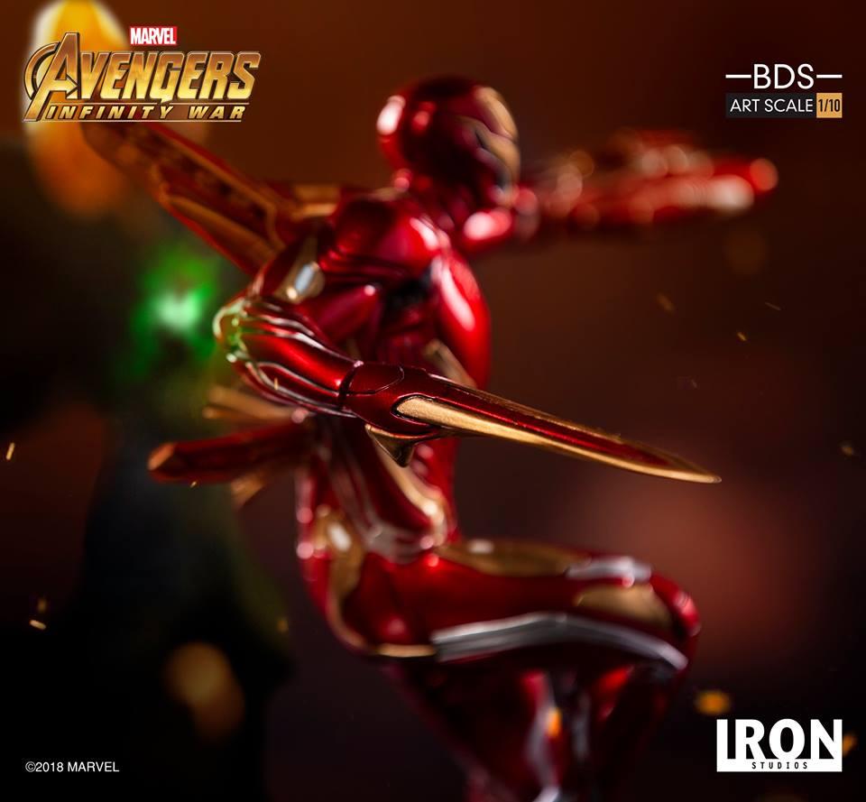 [Iron Studios] - Avengers: Infinity War - Mark XLVIII 1/10 39223110