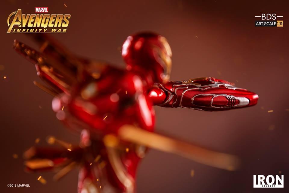 [Iron Studios] - Avengers: Infinity War - Mark XLVIII 1/10 39253410