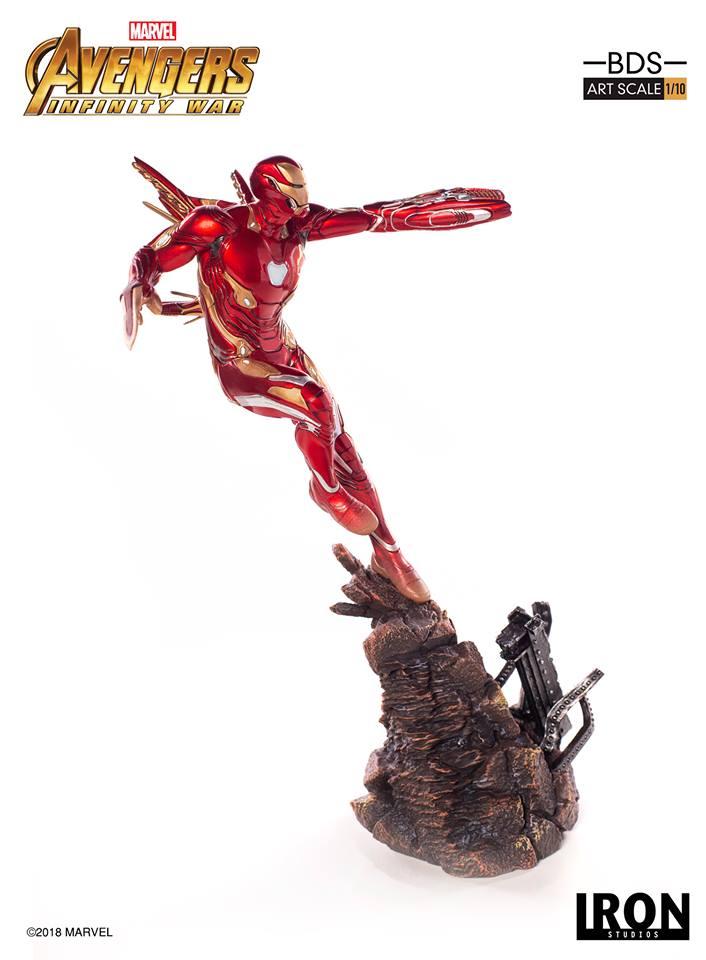 [Iron Studios] - Avengers: Infinity War - Mark XLVIII 1/10 39262610