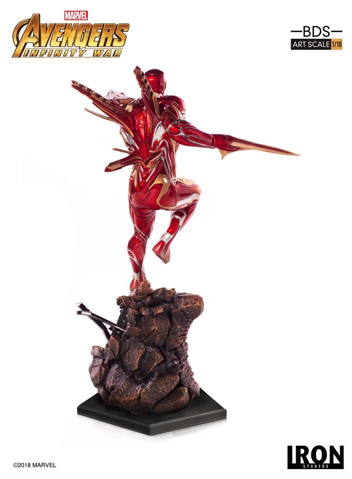 [Iron Studios] - Avengers: Infinity War - Mark XLVIII 1/10 39277210
