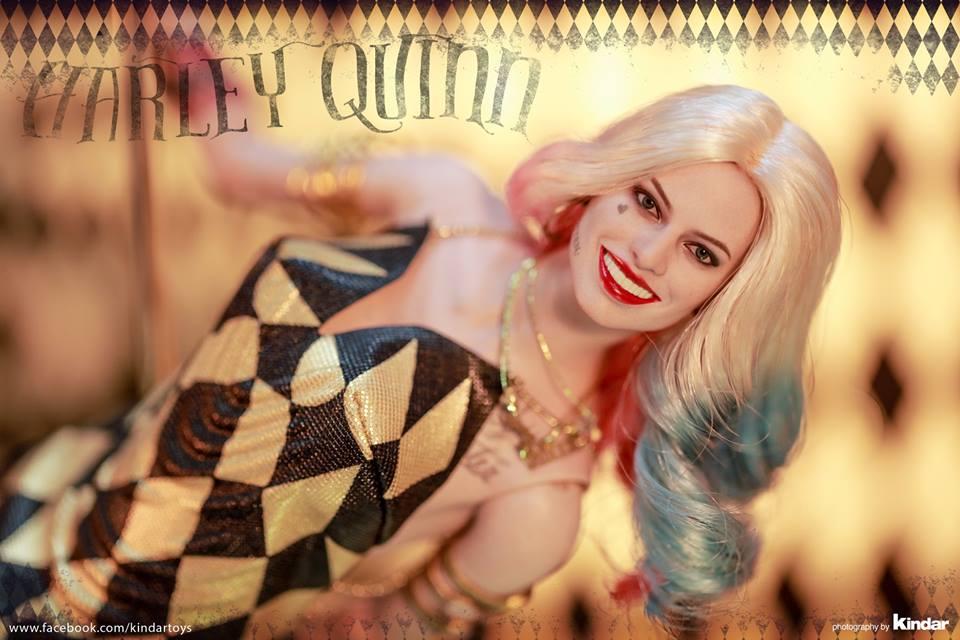 [Hot Toys] Suicide Squad -Harley Quinn (Dancer Dress Version). 40505610