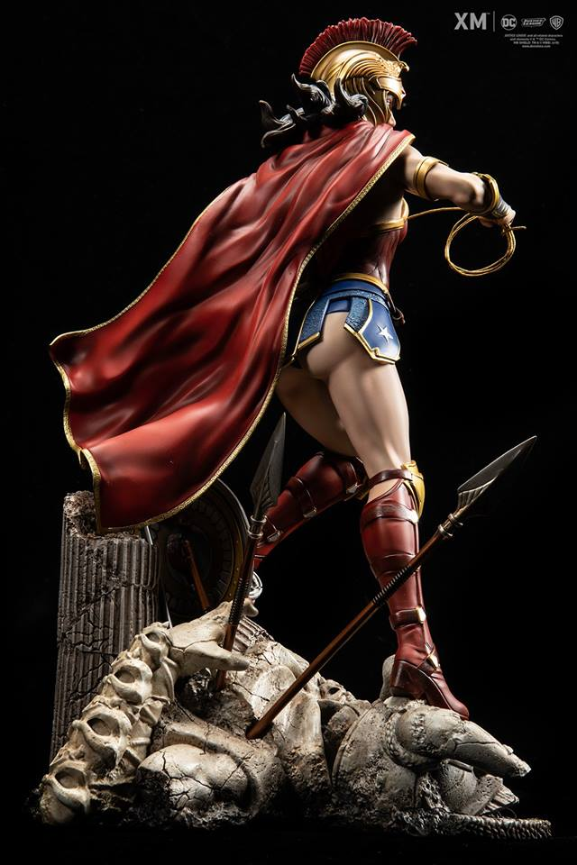 [XM Studios] DC Comics- Wonder Woman 1/6 40593611