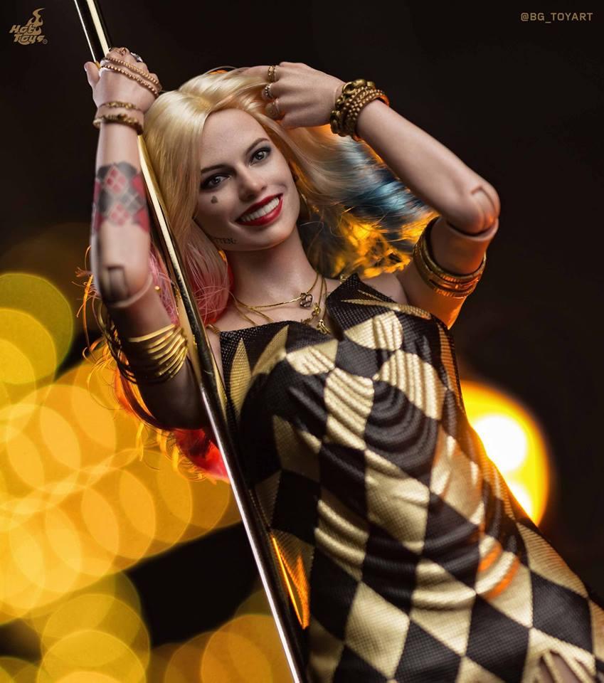 [Hot Toys] Suicide Squad -Harley Quinn (Dancer Dress Version). 40595110
