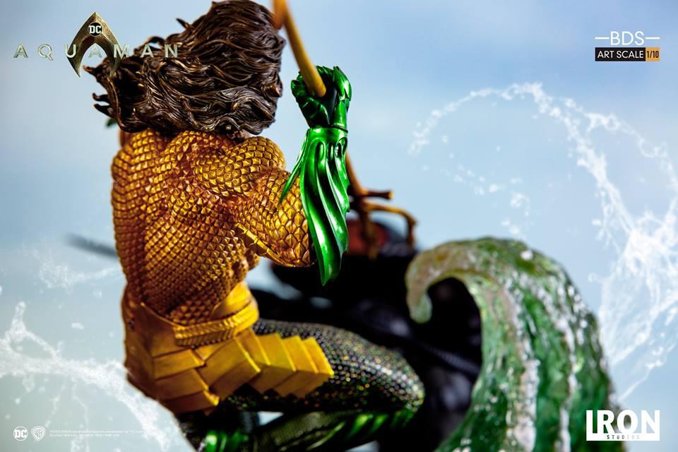 [Iron Studios] Aquaman -  Black Manta 1/10 40599010