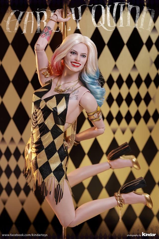 [Hot Toys] Suicide Squad -Harley Quinn (Dancer Dress Version). 40605510