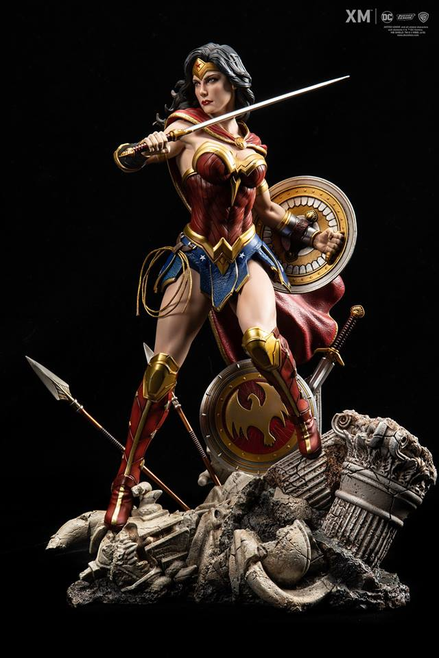 [XM Studios] DC Comics- Wonder Woman 1/6 40612610