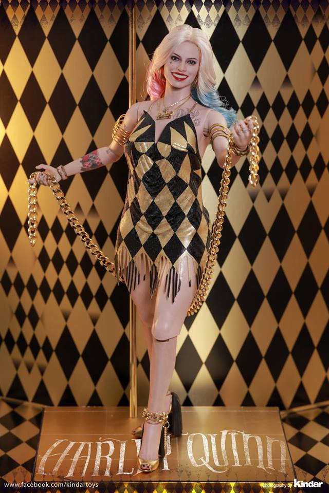 [Hot Toys] Suicide Squad -Harley Quinn (Dancer Dress Version). 40634310