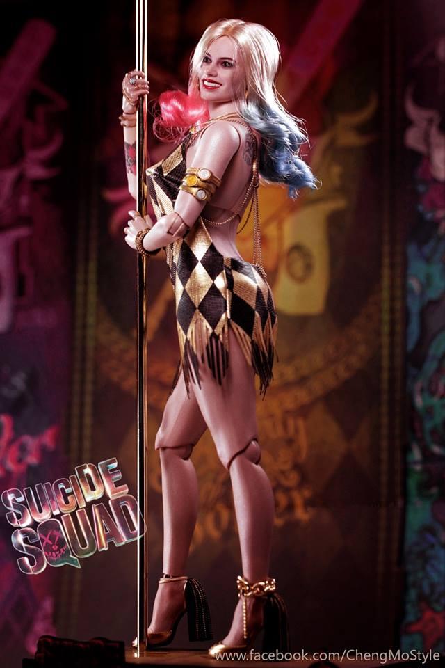 [Hot Toys] Suicide Squad -Harley Quinn (Dancer Dress Version). 40655310