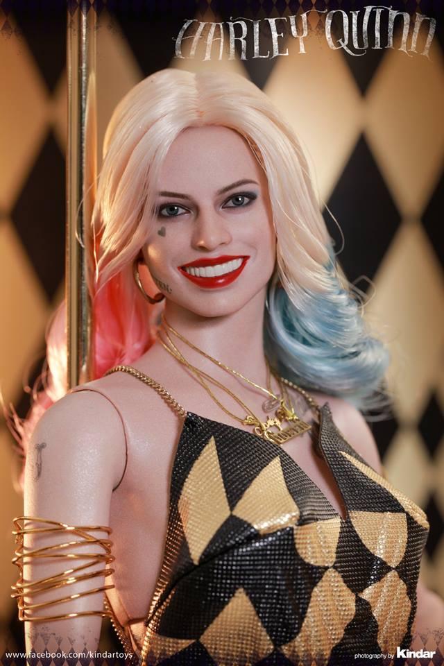 [Hot Toys] Suicide Squad -Harley Quinn (Dancer Dress Version). 40659310
