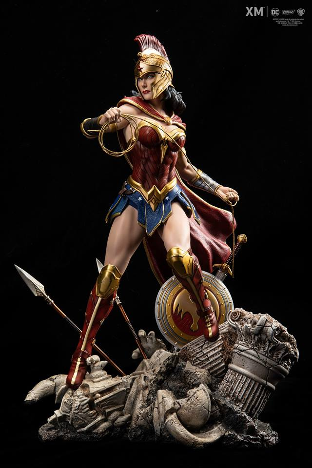[XM Studios] DC Comics- Wonder Woman 1/6 40666611