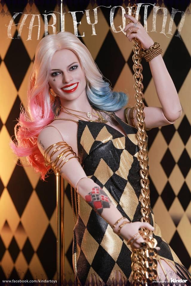 [Hot Toys] Suicide Squad -Harley Quinn (Dancer Dress Version). 40678010