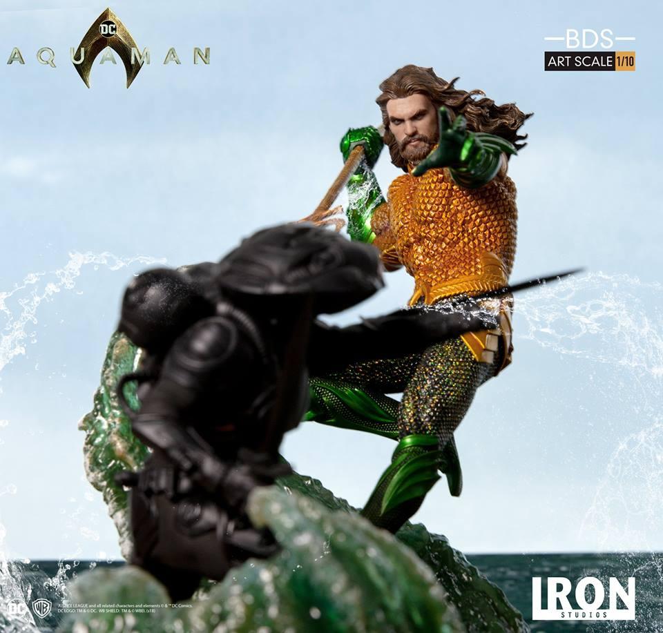[Iron Studios] Aquaman -  Black Manta 1/10 40678011