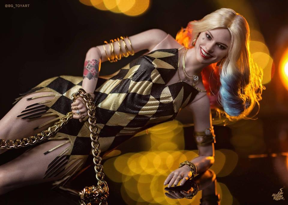 [Hot Toys] Suicide Squad -Harley Quinn (Dancer Dress Version). 40679810