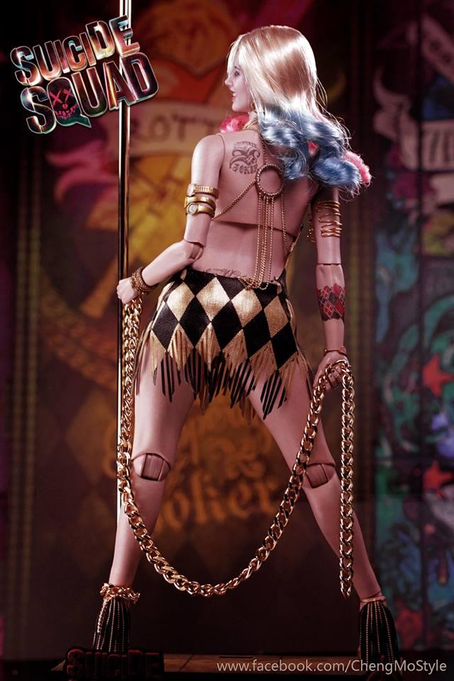 [Hot Toys] Suicide Squad -Harley Quinn (Dancer Dress Version). 40694511