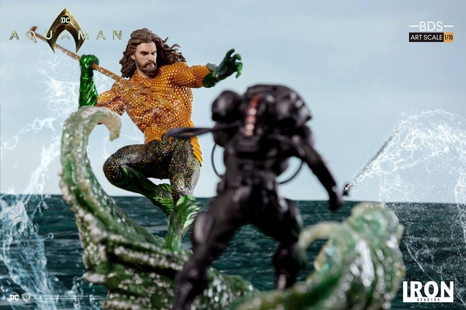 [Iron Studios] Aquaman -  Black Manta 1/10 40748010