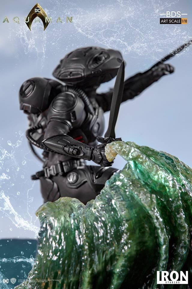 [Iron Studios] Aquaman -  Black Manta 1/10 40760610