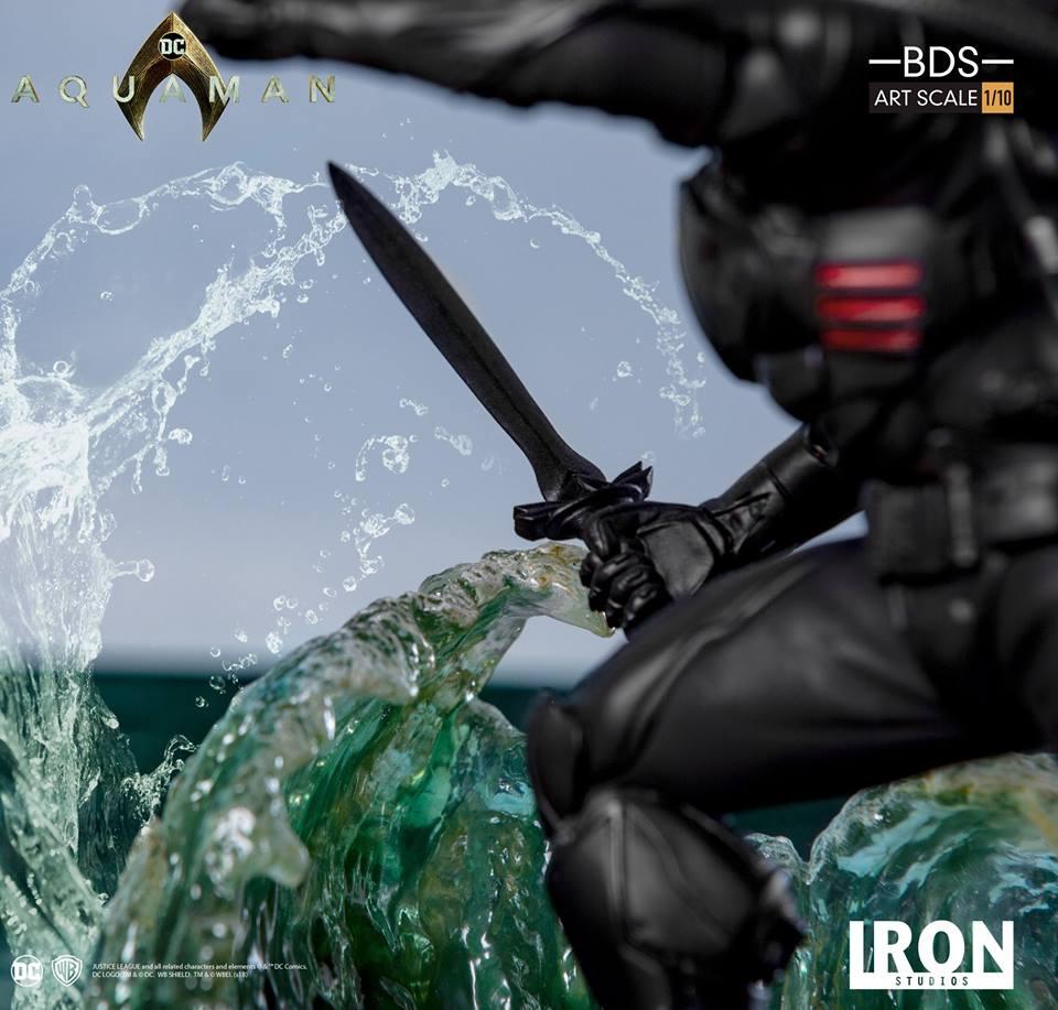 [Iron Studios] Aquaman -  Black Manta 1/10 40764610