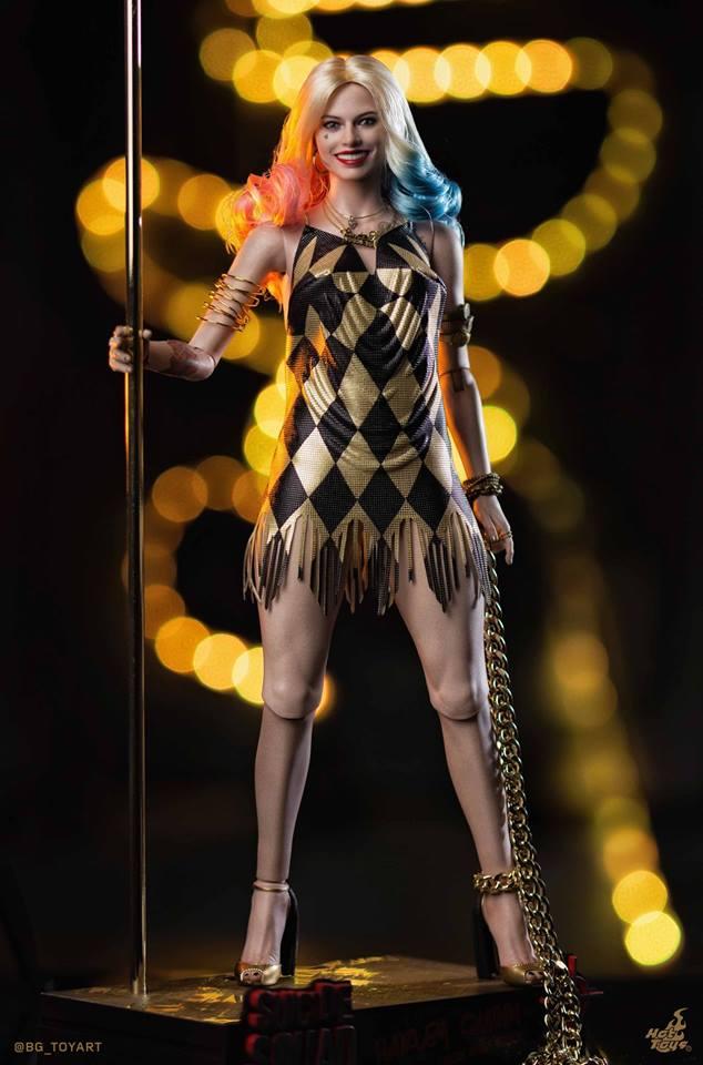[Hot Toys] Suicide Squad -Harley Quinn (Dancer Dress Version). 40773010