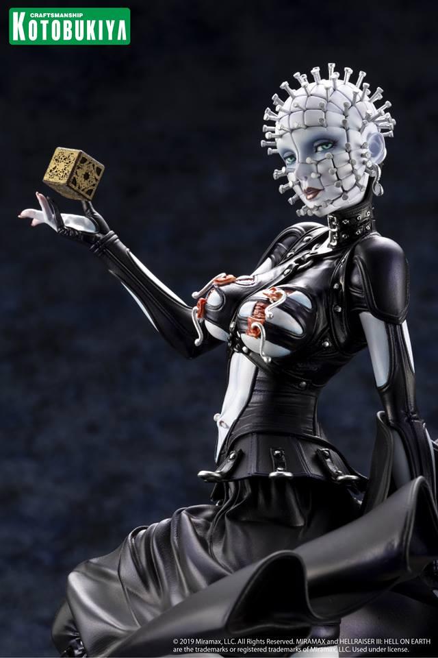 [Kotobukiya] Bishoujo Hellraiser 3- Pinhead 40779011
