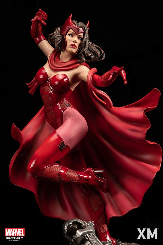 [XM Studios] Marvel Comics - Scarlet Witch  1/4 40814610