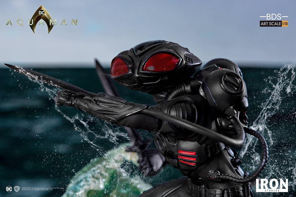 [Iron Studios] Aquaman -  Black Manta 1/10 40818510