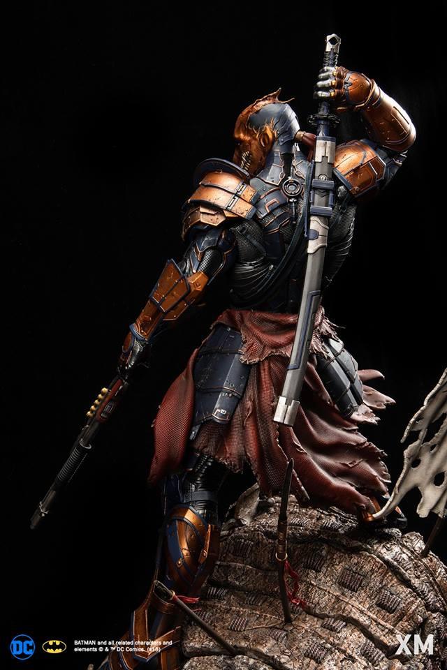[XM Studios] DC Comics- Deathstroke 1/4 40833711