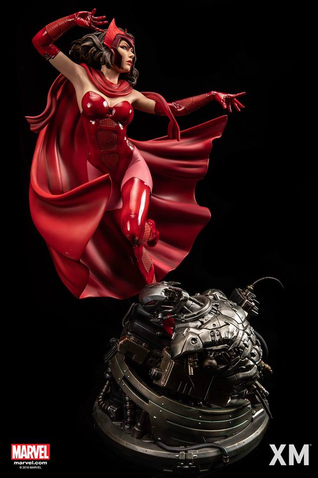 [XM Studios] Marvel Comics - Scarlet Witch  1/4 40833712