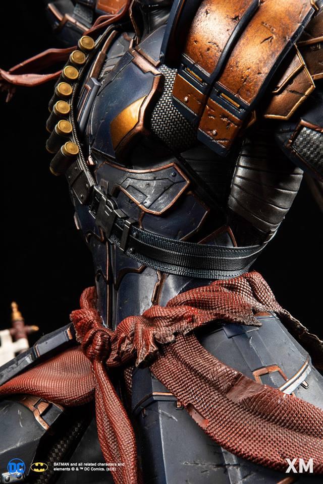 [XM Studios] DC Comics- Deathstroke 1/4 40847010
