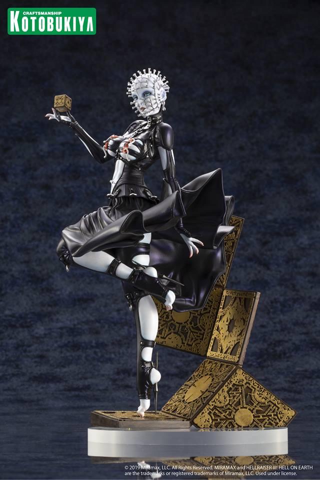 [Kotobukiya] Bishoujo Hellraiser 3- Pinhead 40929110