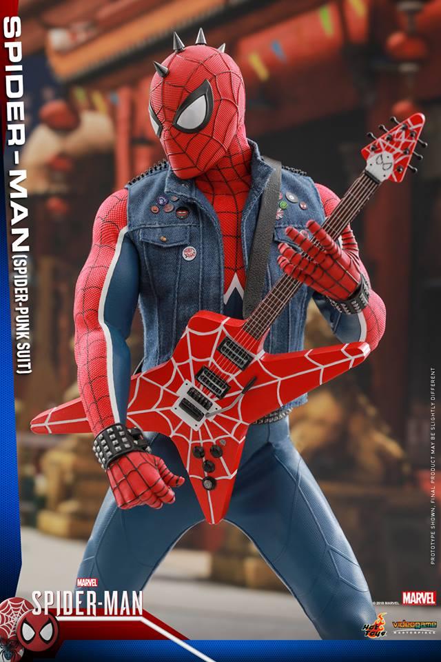 [Hot Toys] -Spider-Man Game- Spider-Punk Suit 1/6 41039110
