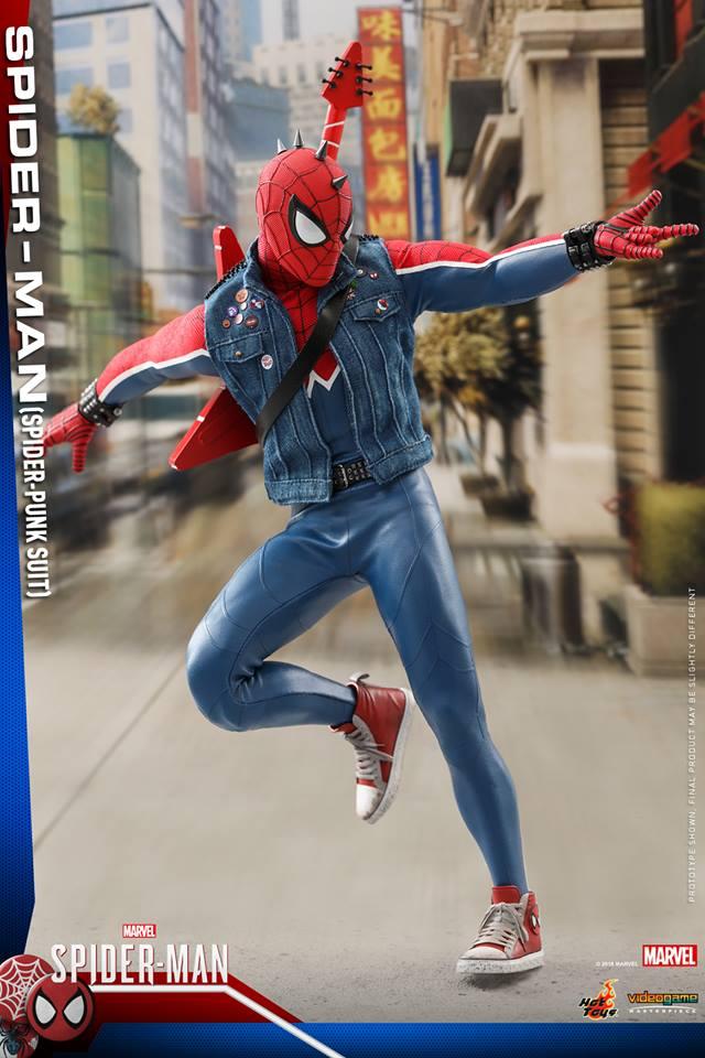[Hot Toys] -Spider-Man Game- Spider-Punk Suit 1/6 41051410