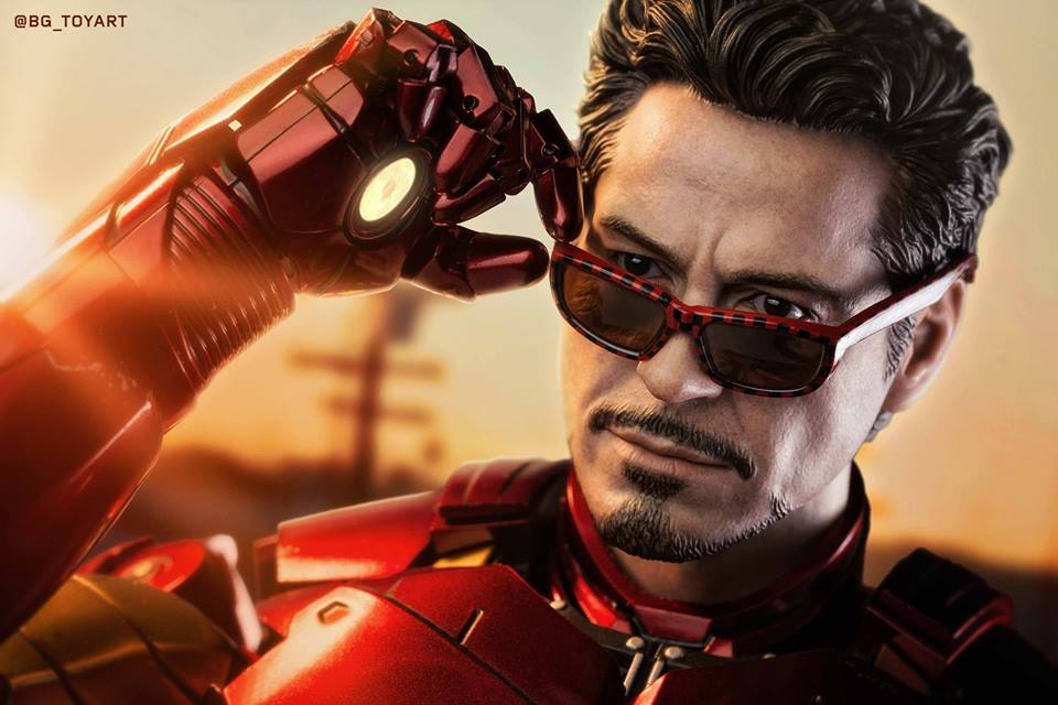 [Hot Toys] -Iron Man 2-Mark IV with Suit-Up Gantry 1/6 41057310