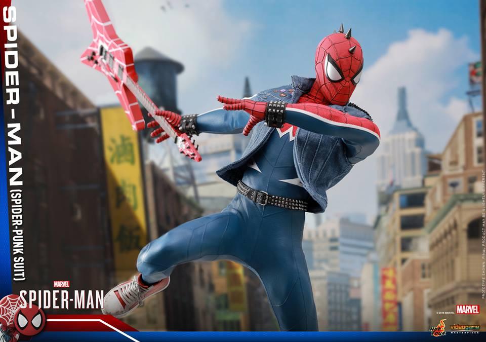 [Hot Toys] -Spider-Man Game- Spider-Punk Suit 1/6 41073910