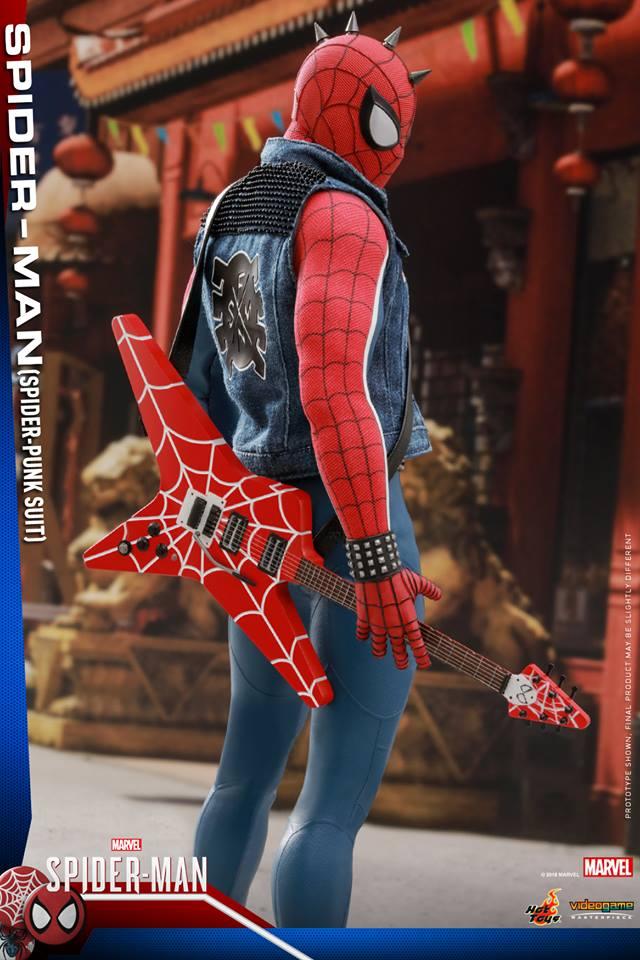 [Hot Toys] -Spider-Man Game- Spider-Punk Suit 1/6 41123010