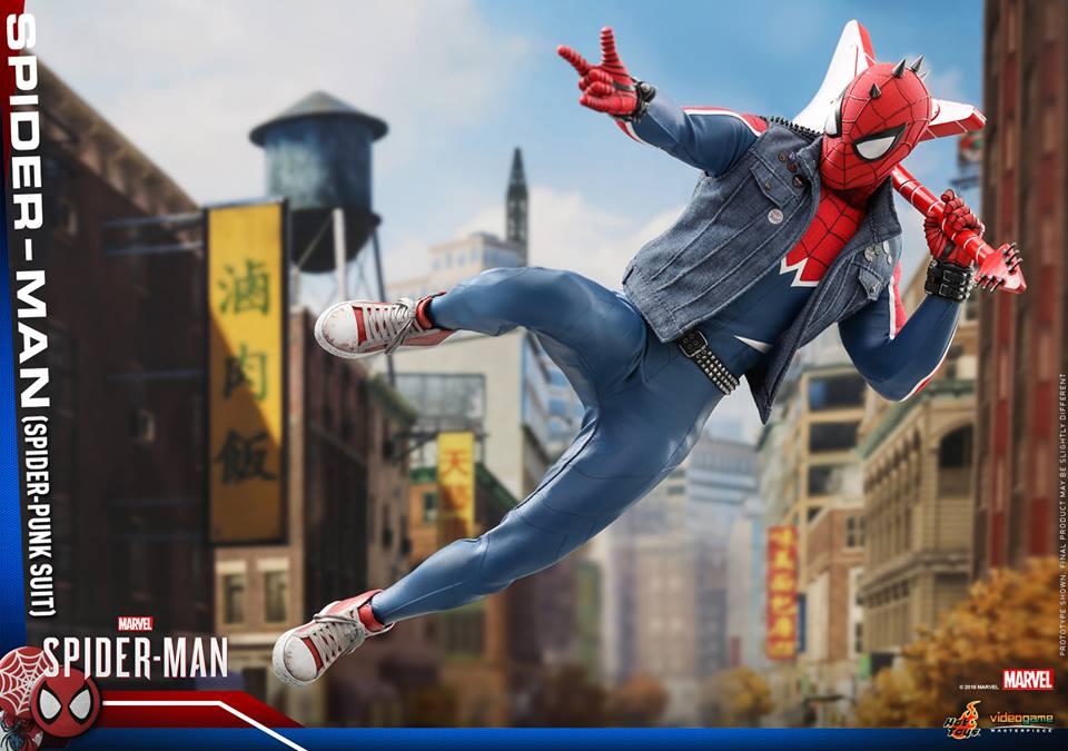 [Hot Toys] -Spider-Man Game- Spider-Punk Suit 1/6 41138510
