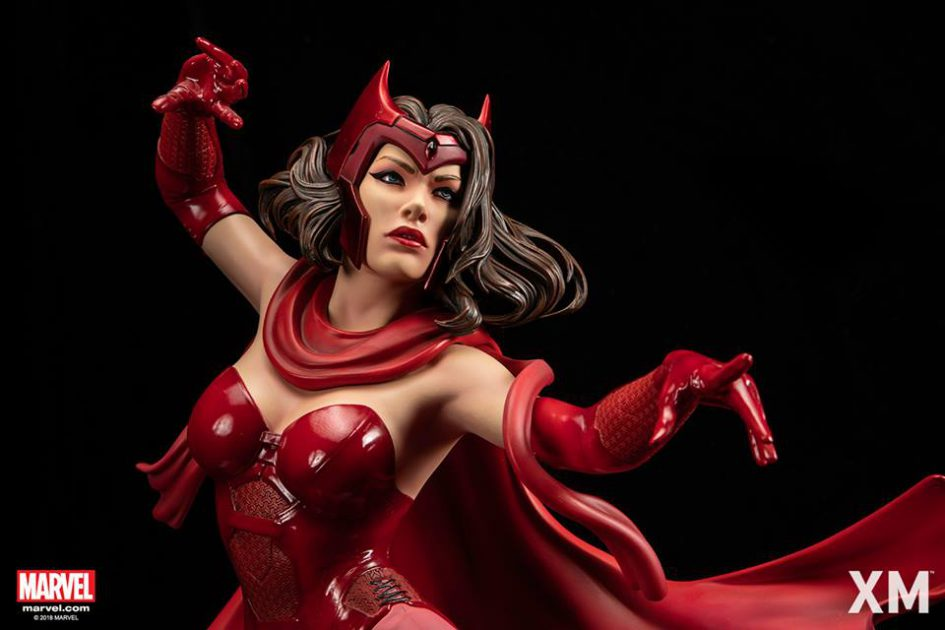 [XM Studios] Marvel Comics - Scarlet Witch  1/4 41148410